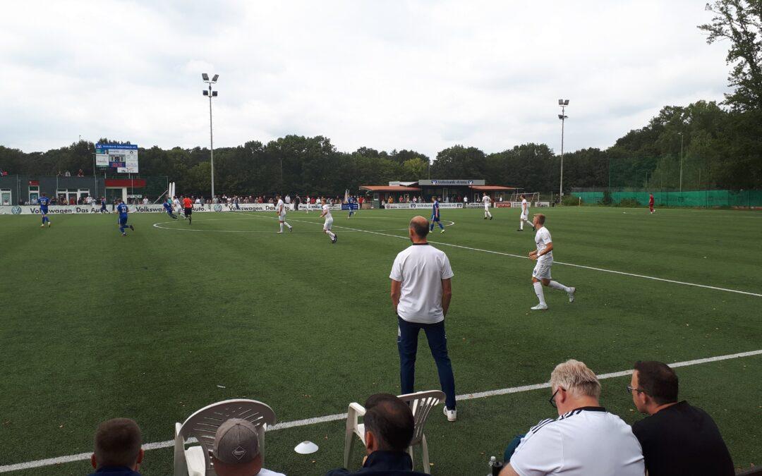 3:2 Sieg in Schermbeck – U23 mit Niederlage