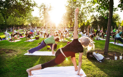 "Aktion ""Sport im Park"" – Outdoorangebote in Holzwickede"