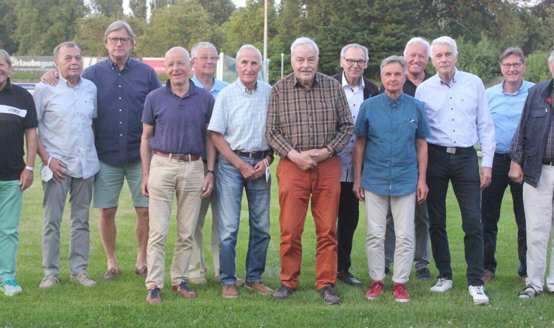 HSC ehrt Meister von 1976